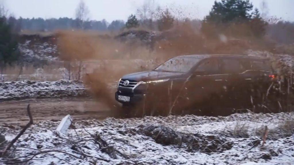 Новая Toyota Fortuner