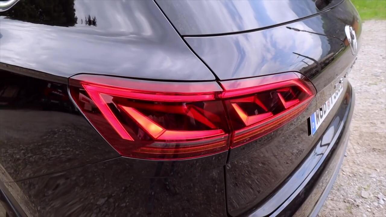 Задние фонари Volkswagen Touareg 2018