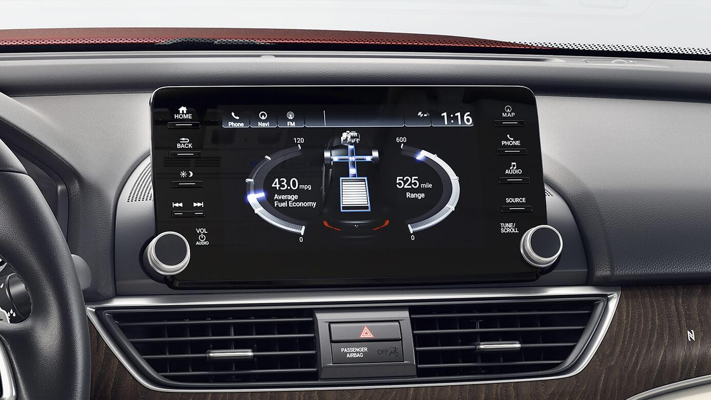 Система мультимедиа Honda Accord 2018