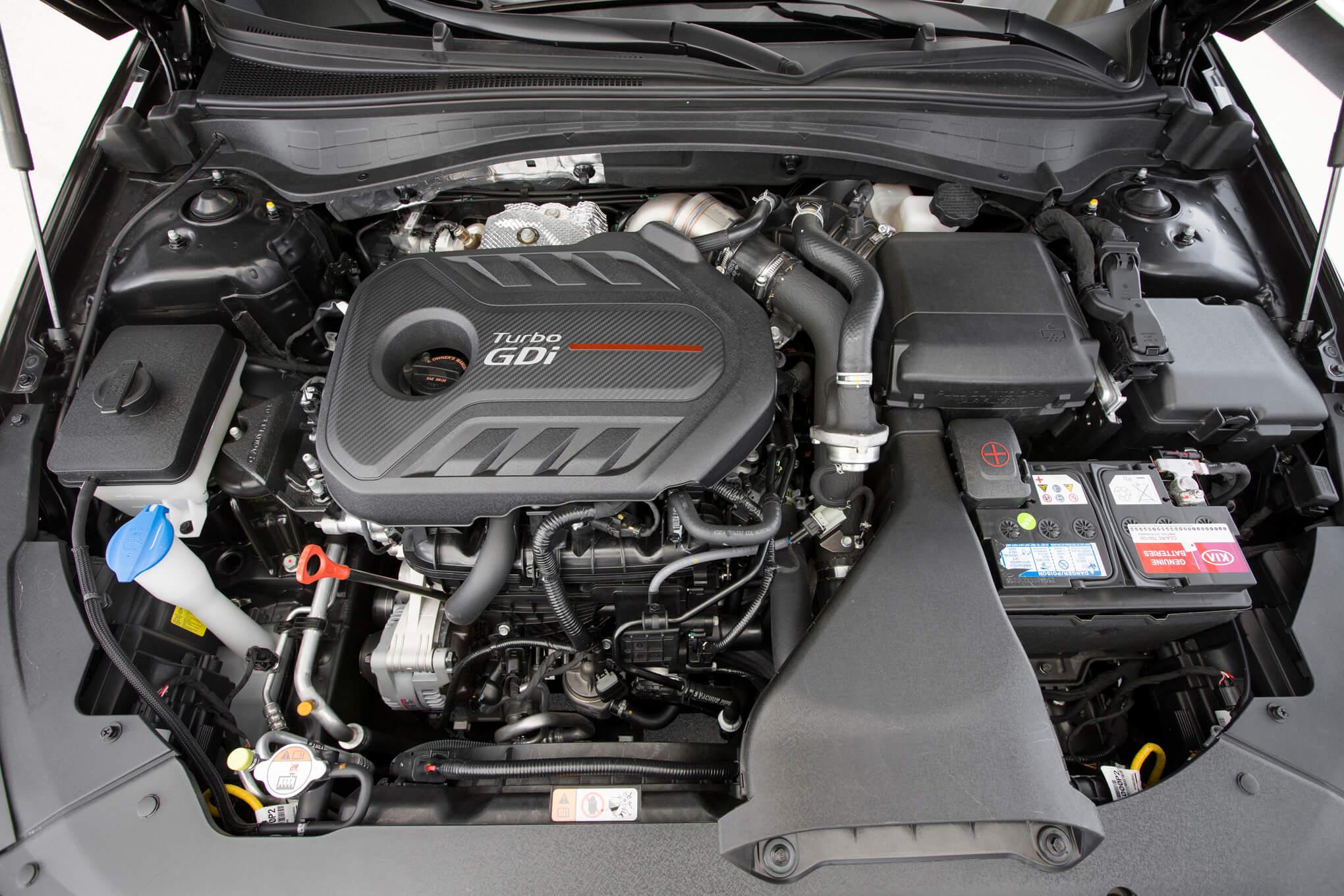 Двигатель KIA-Optima