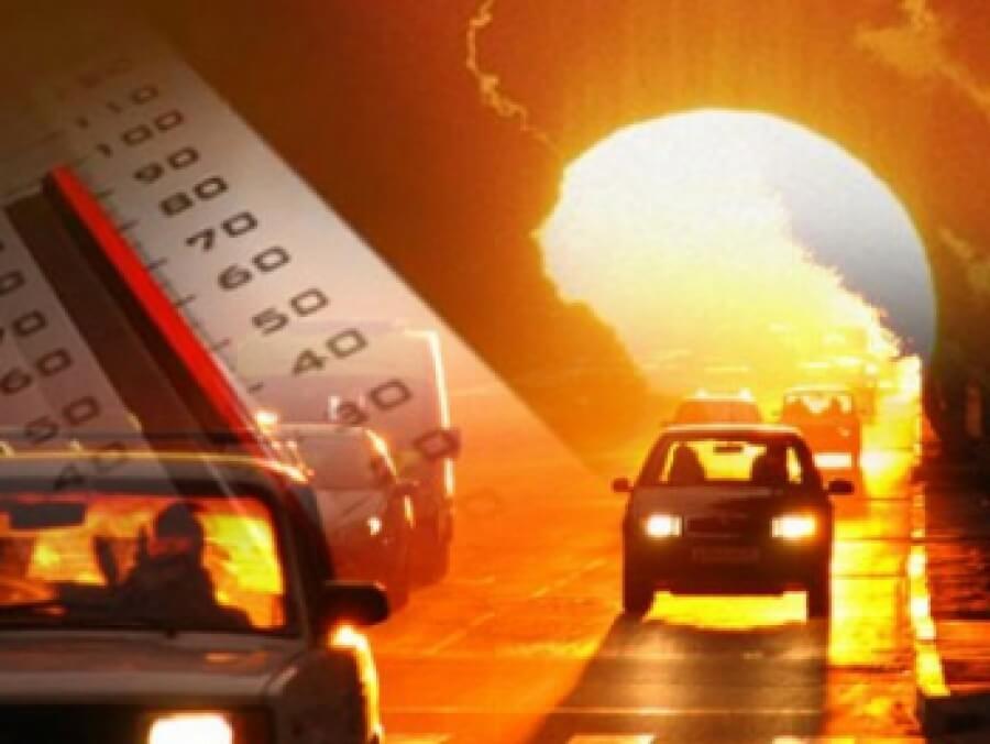 Как защитить кузов и салон автомобиля от солнца?