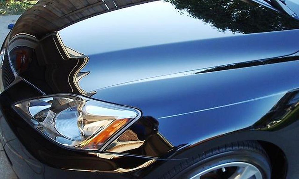 Как покрыть машину жидким стеклом?