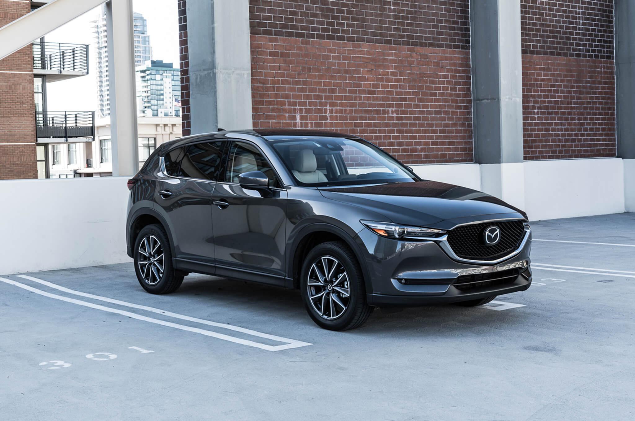 Обзор Mazda CX-5 2017 — Технические характеристики