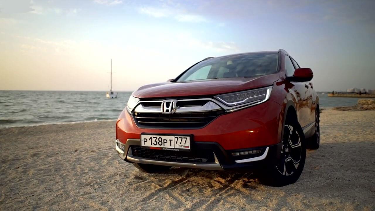 Обзор Honda CR-V 2017. Характеристики, фото, недостатки, цена