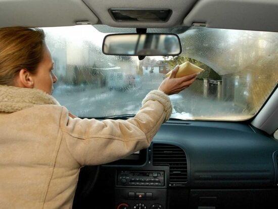Потеют стёкла в машине. Причины и решение проблемы