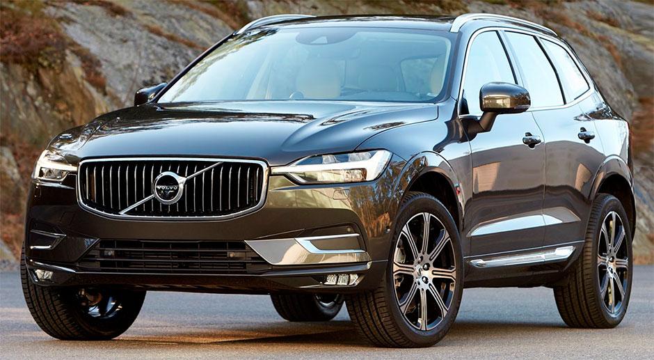 Обзор Volvo XC60 2017 — технические характеристики