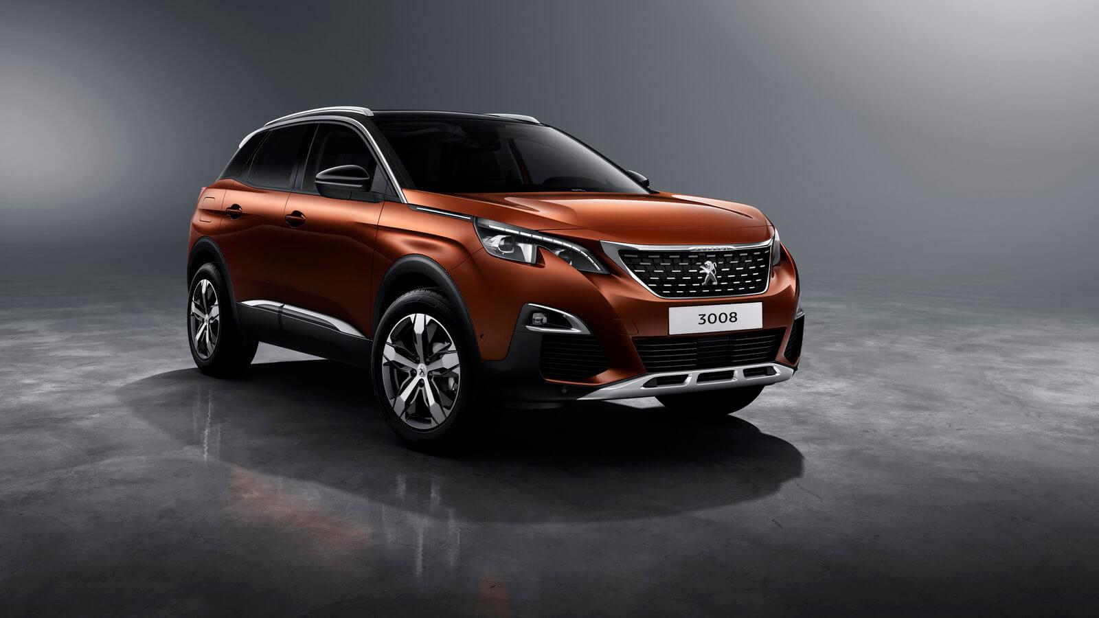 Peugeot 3008 2017 — обзор, технические характеристики и фото