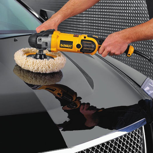 Чем полировать автомобиль?
